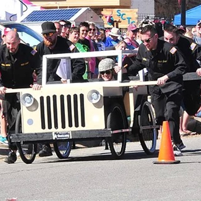 Photo of Bed Race