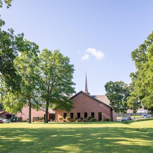 Grace United Methodist - Sherman